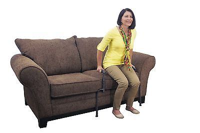 Stand Up Or Sit Down Help Adjustable Aid Couch Chair ...