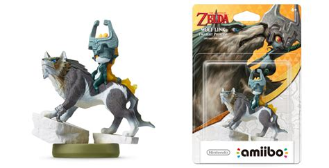 Standalone Wolf Link amiibo Available at GameStop – Zelda ...