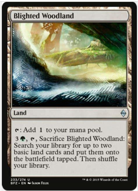 [Standard] Green/Black Lands | MTG Amino