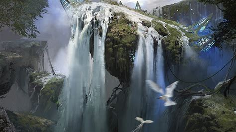 Standard Green Blue Part the Waterveil | MAGIC: THE GATHERING