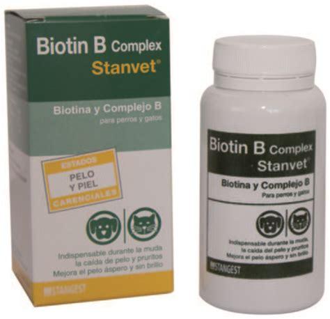 Stanvet Biotin B Complex