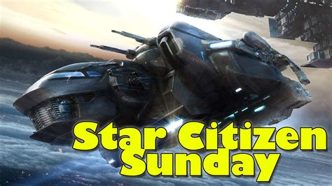 Star Citizen Sunday   Starfarer Q&A, Refueling, Cargo ...