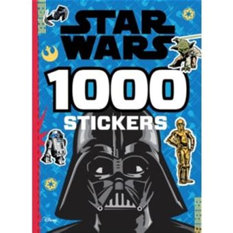 Star Wars - 1000 stickers - Star Wars - Walt Disney ...