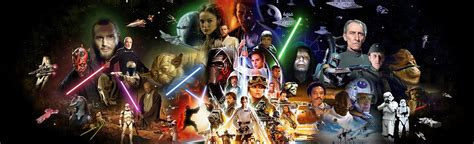 Star Wars: Canon Timeline [Infographic]