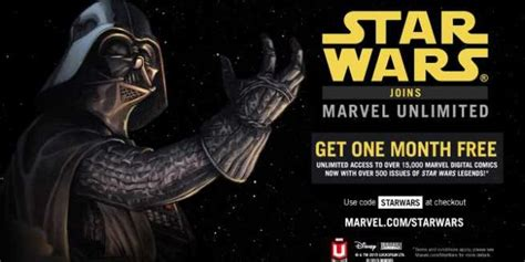 Star Wars Comics Come To Marvel Unlimited