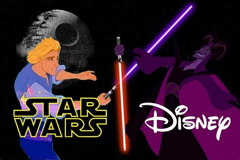 Star Wars Disney Musical   Part 2   YouTube