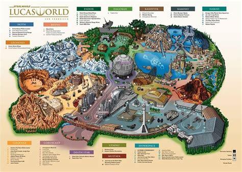 Star Wars Disneyland plan!   Geek   Pinterest   War, Stars ...