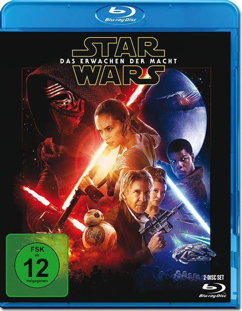 Star Wars Episode 7: Das Erwachen der Macht Blu ray  2 ...