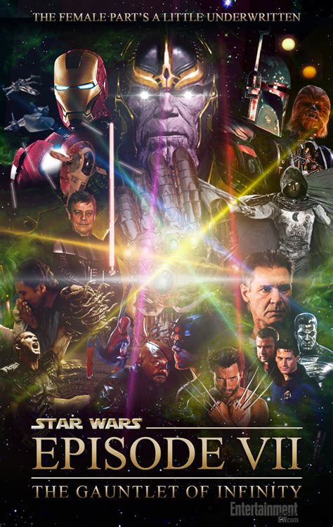 Star Wars Episode 7  Patton Oswalt filibuster movie ...