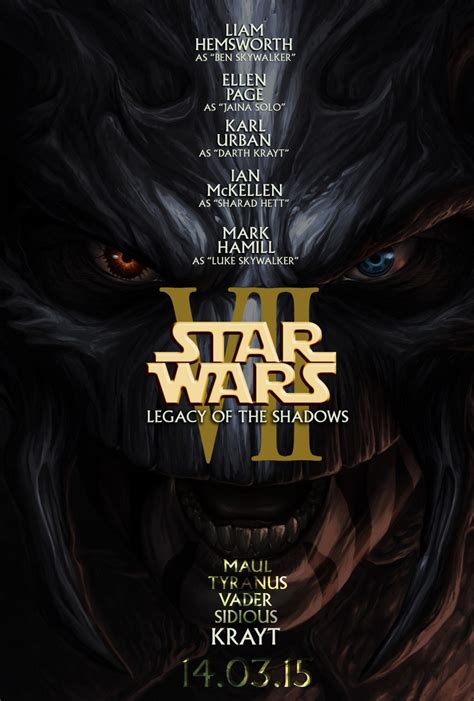 Star Wars Episode 7 poster revealed? – The Second Take