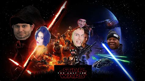 STAR WARS EPISODE 8 POSTER LEAKED : Idubbbz