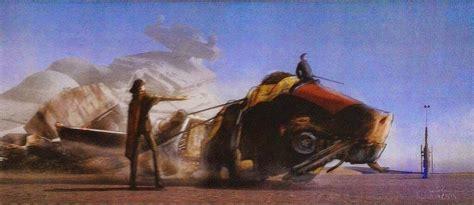 Star Wars: Episode VII Concept Images Leaked Online