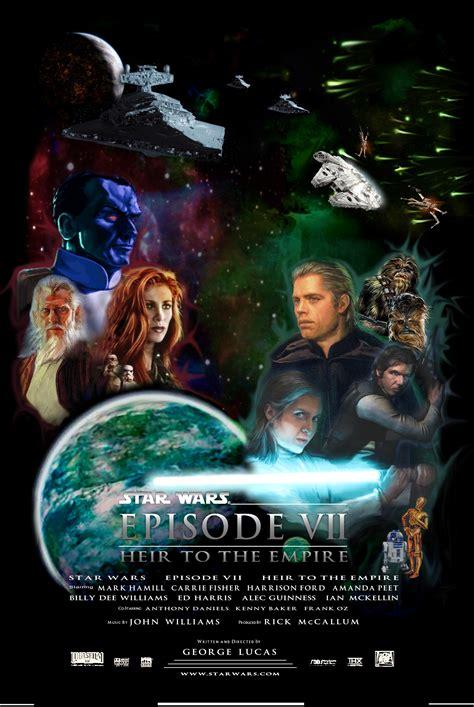Star Wars: Episode VII Fan Made Movie Poster | Blastzone ...