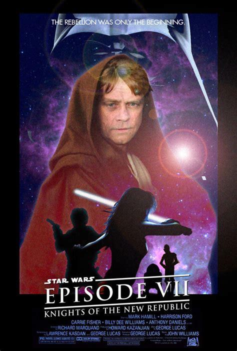 Star Wars: Episode VII Fan Made Movie Poster   Blastzone ...