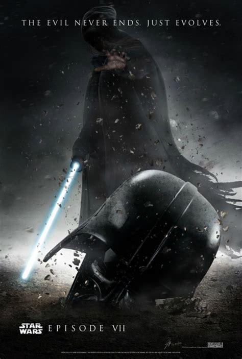 Star Wars: Episode VII Fan Made Movie Poster – Poster #1 ...