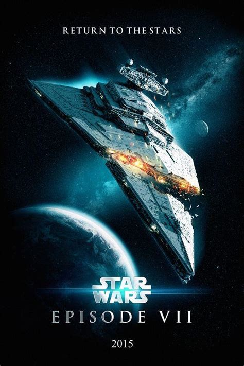 Star Wars: Episode VII  fan posters look too good to be ...