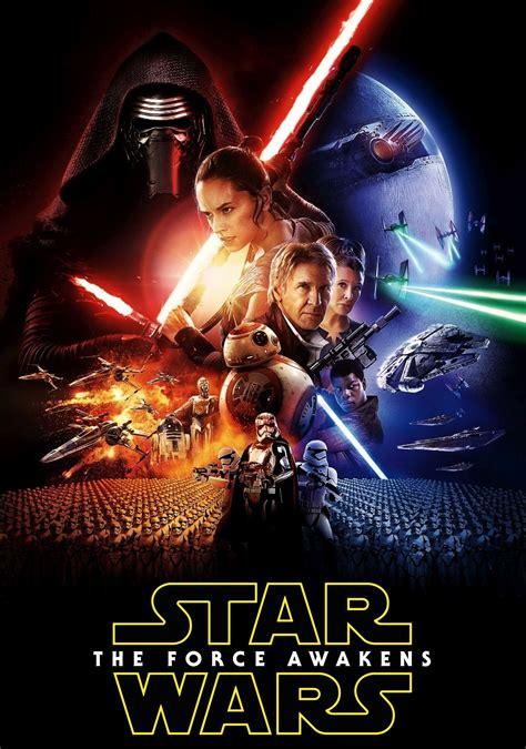 Star Wars: Episode VII   The Force Awakens | Movie fanart ...