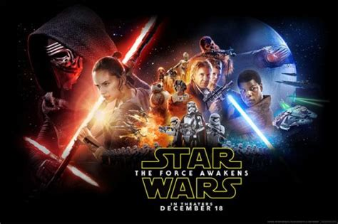 Star Wars Episode VII: The Force Awakens Trailer