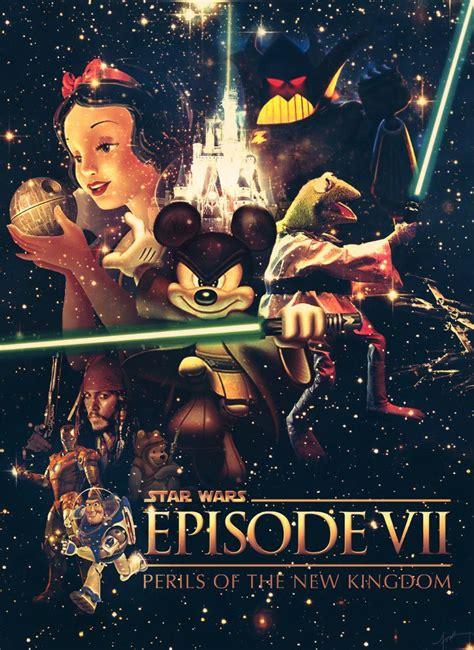 Star Wars: Episodio VII, la imaginación del fan – Salto de Eje