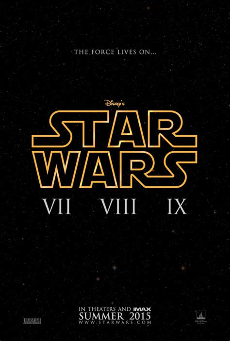 Star Wars Episodio VII ya tendrìa guionista   Star Wars Cali