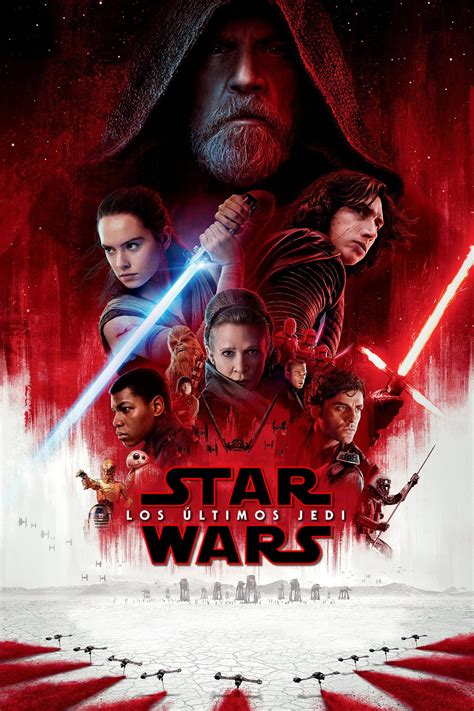 Star Wars Episodio VIII Los Ultimos Jedi Spanish Online ...