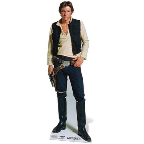 Star Wars Han Solo Cut Out Merchandise   Zavvi España