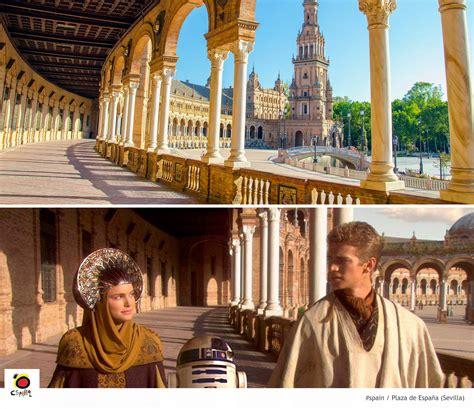 star wars in seville   Travel   Seville Spain   Pinterest ...