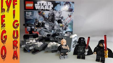 Star Wars LEGO Guerra de las galaxias//Darth Vader ...