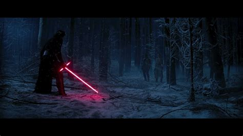 "Star Wars - ""We're not done yet."" -Kylo Ren, The Force Awakens"