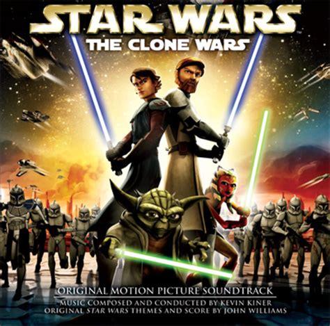 Star Wars: The Clone Wars (banda sonora) | Star Wars Wiki ...