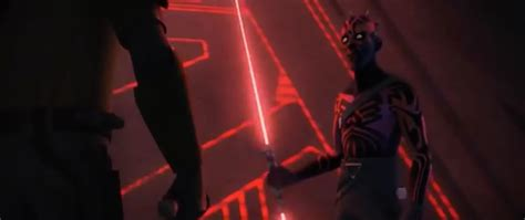Star Wars Theory: Is it Possible that Darth Maul LET Kanan ...