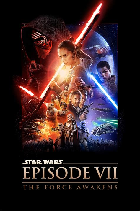 Star Wars Vii The Force Awakens Cover Pictures to Pin on ...
