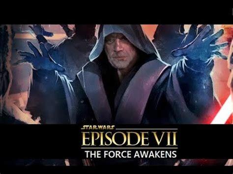 Star Wars VII : The Force Awakens: OFFICIAL TEASER TRAILER ...
