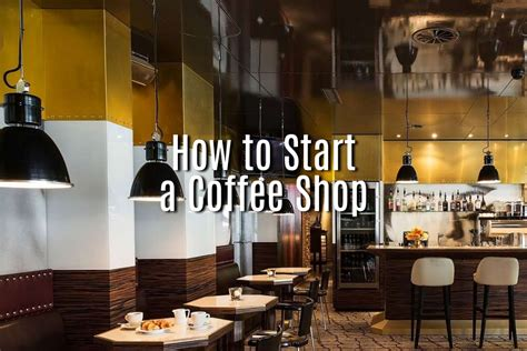 Starting a Small, Simple, Coffee Shop The Specialty