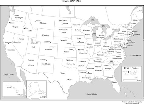 State Capitals Usa Map Usa Map With State Names File Map ...