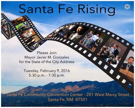 State of the City Address | City of Santa Fe, New Mexico