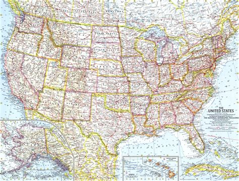 States Of America Map   roundtripticket.me