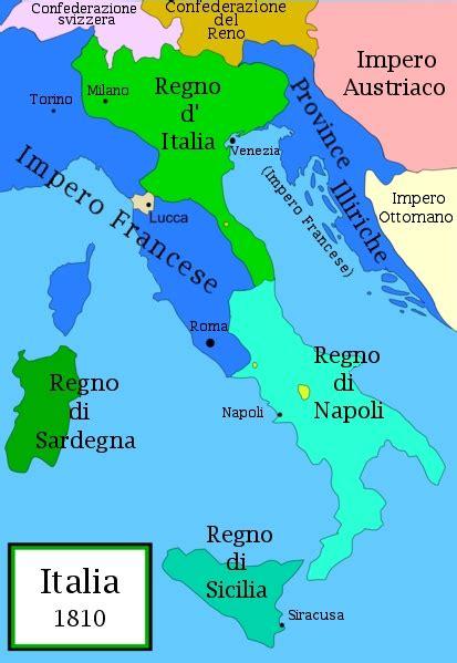 Stati italiani nell era napoleonica   Wikipedia