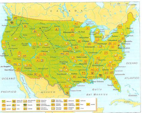 Stati Uniti d'America (USA) ..::Geografia::..