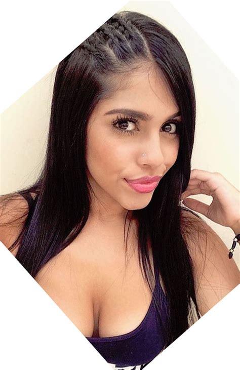 Steffany Mejia Rojas - Flaca Trigueña (.Y.) de Infarto
