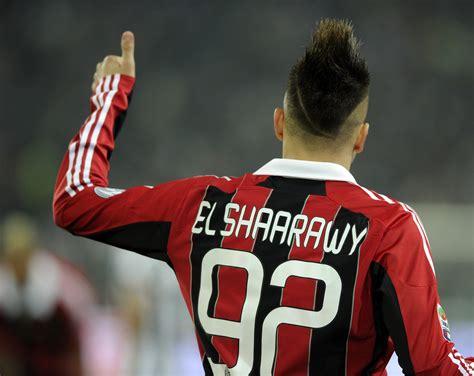 Stephan El Shaarawy Photos Photos - Juventus FC v AC Milan ...