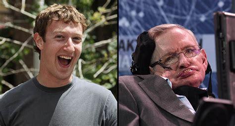 Stephen Hawking And Mark Zuckerberg Team Up To Find Aliens