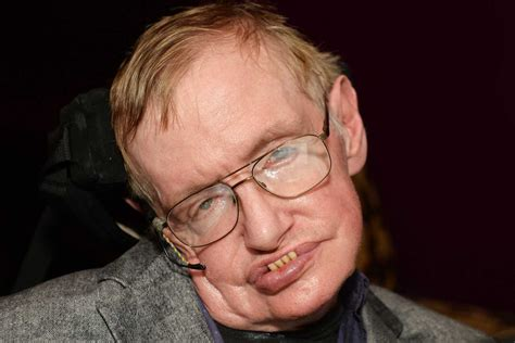 Stephen Hawking, diagnosed with ALS decades ago just ...