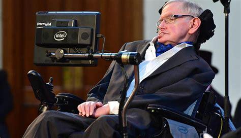 Stephen Hawking: ELA, la enfermedad que padeció el famoso ...