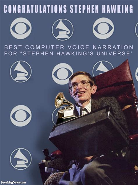 Stephen Hawking Grammy Awards Pictures - Freaking News