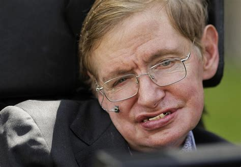 Stephen Hawking In Favour Of Assisted Suicide For Those ...