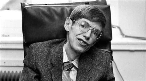 Stephen Hawking   krótka historia życia genialnego ...