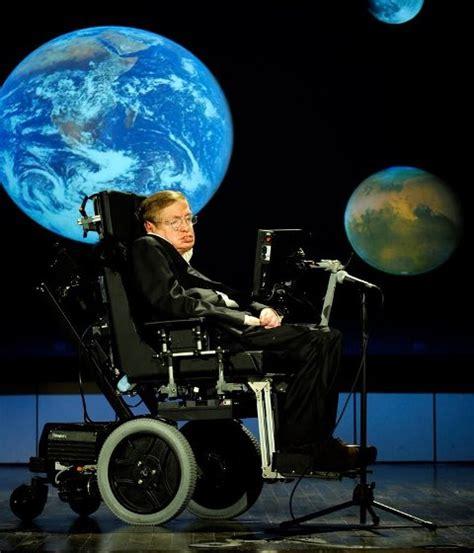 Stephen Hawking sabe cómo se creó el Universo y reta de ...