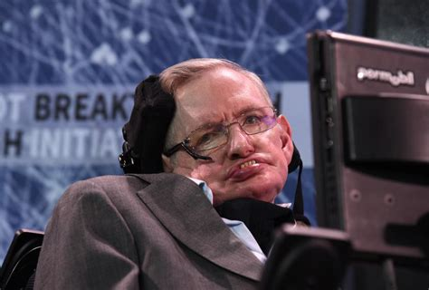 Stephen Hawking Turns 75; What Is Amyotrophic Lateral ...