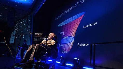 Stephen Hawking, y su curiosa teoría sobre